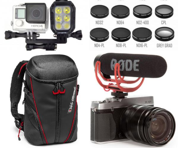 Accessoires Caméras
