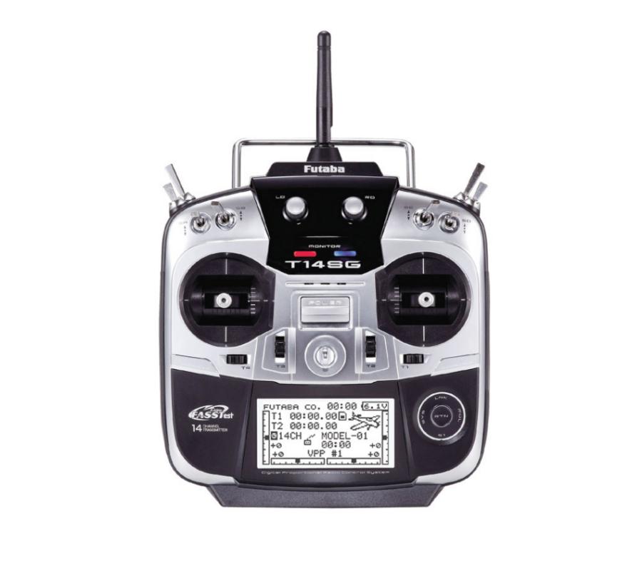 Radiocommandes Futaba