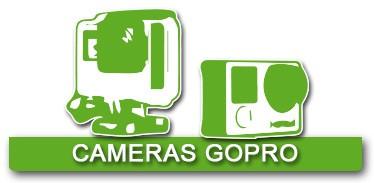Accessoires pour caméra GoPro