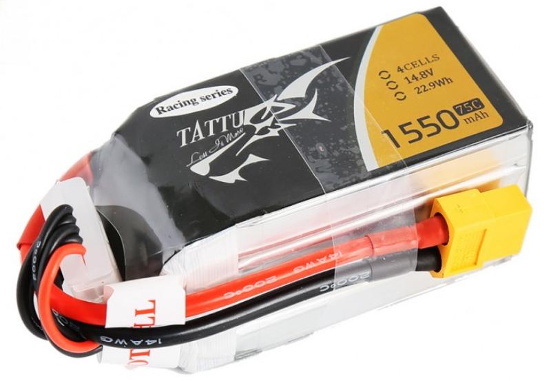 Batteries Li-Po pour FPV Racer