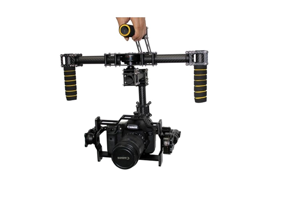 Stabilisateurs pour Reflex et Caméras