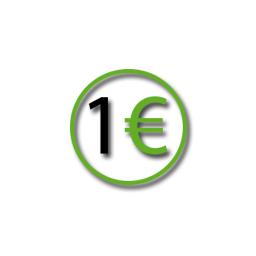 Tout à 1€