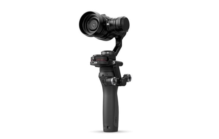 Caméras stabilisées