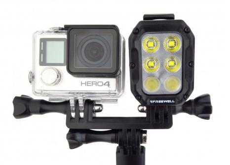 Lampes pour caméras