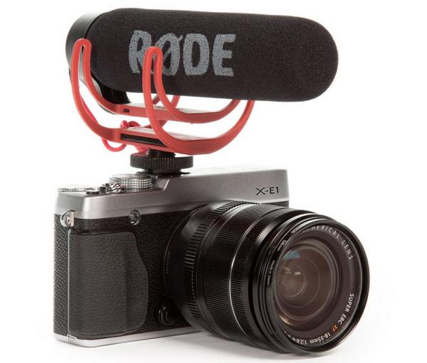Micros pour Caméras