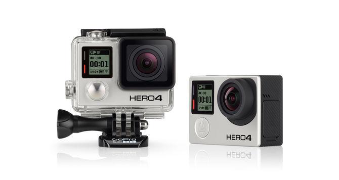 Caméras HD et 4K