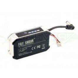 Batterie 1800mAh pour lunette Fatshark avec indicateur LED
