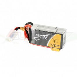 Batterie LI-PO Tattu 1550mAh 11.1v 75c 3s