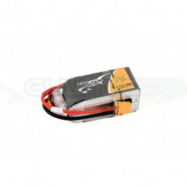 Batterie LI-PO Tattu 1550mAh 14.8v 75c 4s