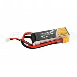 Batterie LI-PO Tattu 1800mAh 11.1v 45c 3s