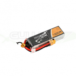 Batterie LI-PO Tattu 1800mAh 14.8v 75c 4s
