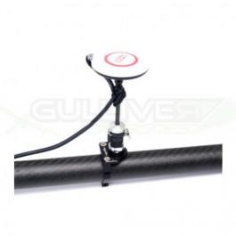Support Antenne Gps amovible pour A2 sur tube 25mm