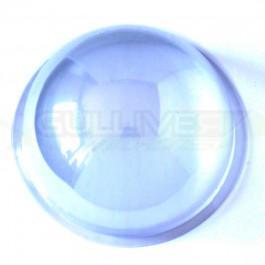 Dome quadframe 18cm transparent