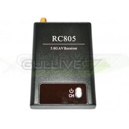 Récepteur 5.8ghz RC805 avec affichage digital