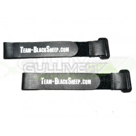 Strap velcro pour chassis TBS
