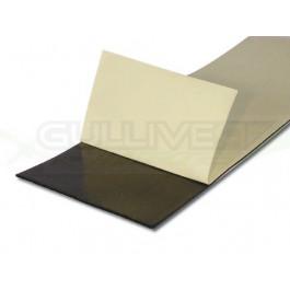 Scotch double face en plaque noir 1mm 230x75 mm (2 plaques)