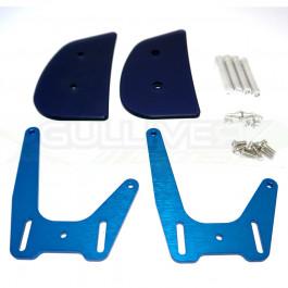 Repose mains option pour pupitre Secraft Bleu