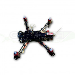 Extension bras AerialMob pour chassis TBS Discovery