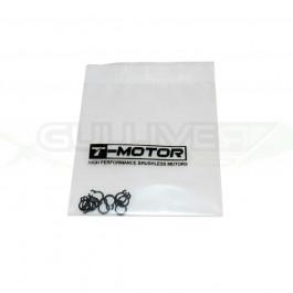 Circlips pour axe moteur 4mm T-MOTOR (Sachet de 10)