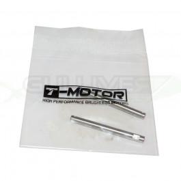 Axe moteur 3.175mm T-MOTOR pour moteur MT2216 V1 (Sachet de 2)