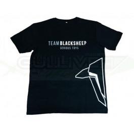 T-Shirt Team Black Sheep Noir - Taille L
