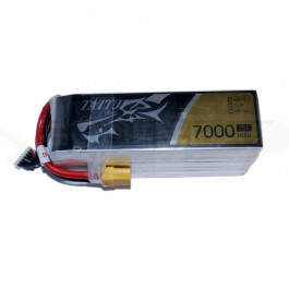 Batterie LI-PO Tattu 7000mAh 22.2v 25c 6s 1P