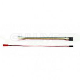 Set de câble pour Émetteur video 5.8Ghz 600mw ImmersionRC