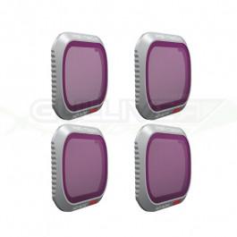 Pack de 4 filtres ND (advanced) pour Mavic 2 pro