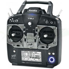 Radio futaba t8j 2.4ghz rx r2008sb en mode 2
