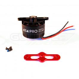 S1000 moteur avec support hélice rouge PART22