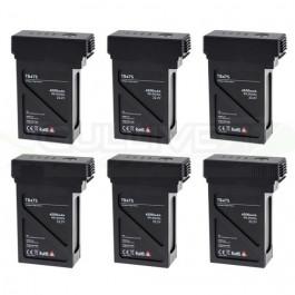 6 X Batteries TB47S (4500mAh) pour Matrice 600