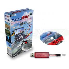 Simulateur AeroSIM RC Wireless (sans fils)