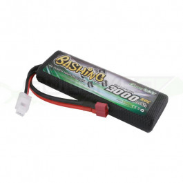 Batterie LI-PO 50C 3000MAH 7.4V HC FT BASHING