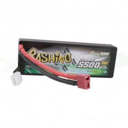 Batterie LI-PO 50C 5500MAH 7.4V HC FT BASHING