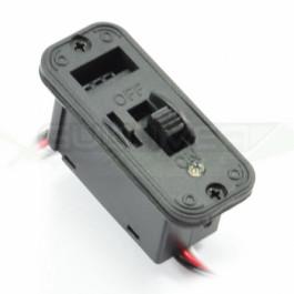 Interrupteur Futaba avec LED Etronix