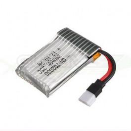 Batterie Lipo 380mAh pour Hubsan X4C/D