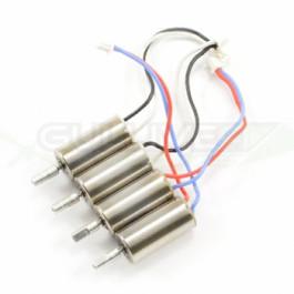 Set de 4 moteurs pour Hubsan H122