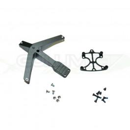 Support de montage pour chassis F550 pour H4-3D / H3-3D