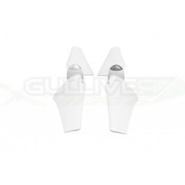 """Hélices 9.4""""x5"""" Dji avec écrous intégrés en plastique pour Phantoms (Blanches)"""