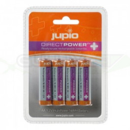 Piles recheageables AA Direct Power Plus 2500mAh