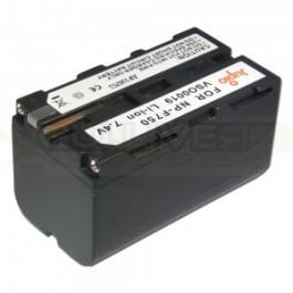 Batterie lithium pour caméra Sony NP-F750/F730 4400mAh 7.2V