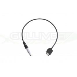 Câble adaptateur Focus pour DJI Osmo