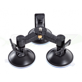Support 3 ventouses pour DJI Osmo