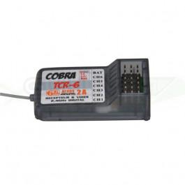 Récepteur 6 voies TCR-6 4Ghz