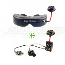 Kit FPV Fatshark TELEPORTER V5 (version FCC)