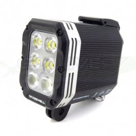 Lampe éclairage LED étanche 1000 Lumens