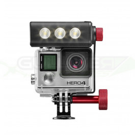 TORCHE LED OFF ROAD POUR GO PRO