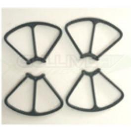 Protection d'hélices pour X130-T