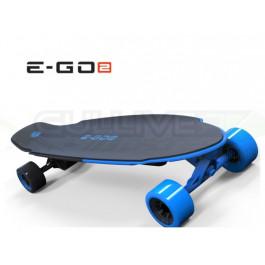 Skateboard électrique Yuneec E-GO 2 Bleu