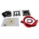 Combo platine de distribution grande puissance Spider Power pour Wookong-M (version protection IMU)